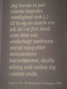 Citat af Jacob A. Riis