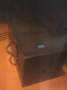 Håndholdt kamera anno 1800-tallet